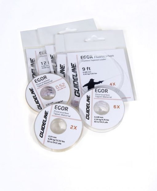 EGOR 1X/0,260MM FLUOROCARBON