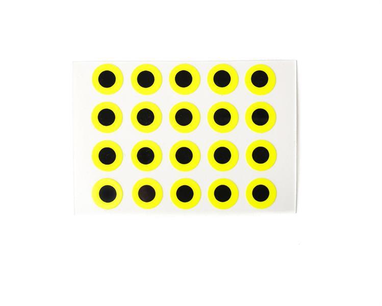 Stick-On Eyes 5,5 mm(209)