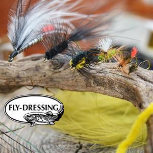 Fly-Dressings Nybegynner sett(2059)