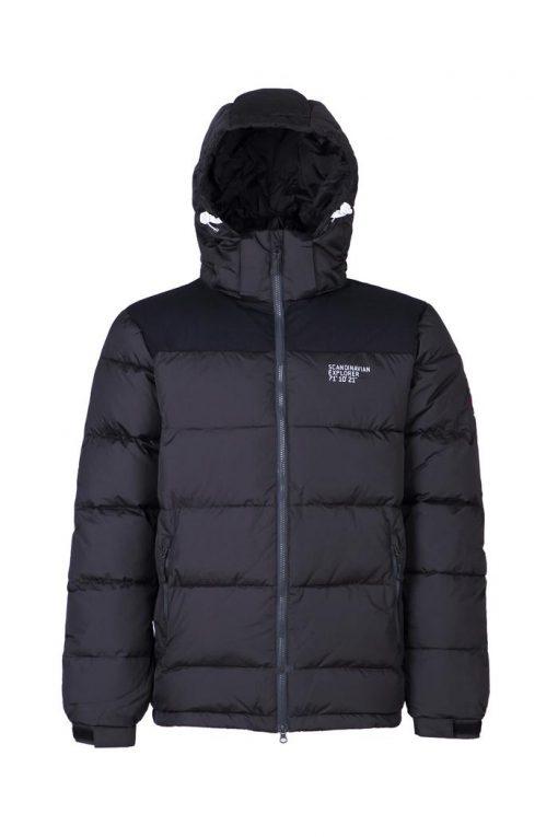 Scandinavian Explorer Down Jacket