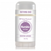 Humble Deodorant Stick Mountain Lavender Sensitive 70g.