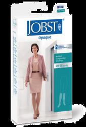 Jobst Opaque Knee AD CCL 2 Black