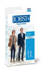 Jobst Travel Sock CCL1 Knee Navy