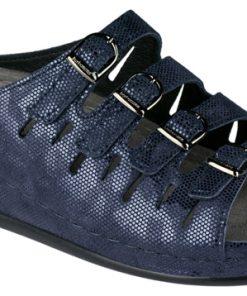 Berkemann Hassel 00737-303 blue/comb/shiny