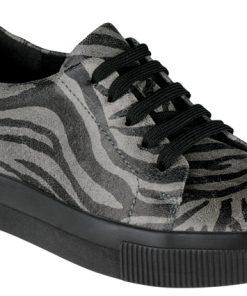 Berkemann Destina 05003-635 Anthracite/zebra