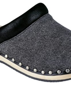 Berkemann Soft Toeffler 00412-615 dark gray