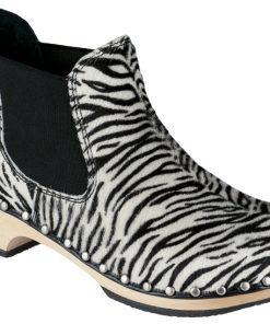 Berkemann Chelsea-Toeffler 00428-119 black-white/zebra