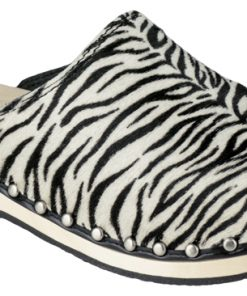 Berkemann Natural-Toeffler 00407-119 black-white/zebra