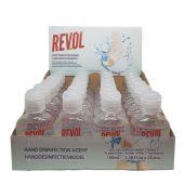 Revol Antibakteriell Gel 100ml - 24pk