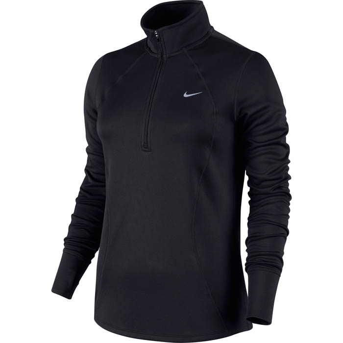Nike  Racer Ls 1/2 Zip Top