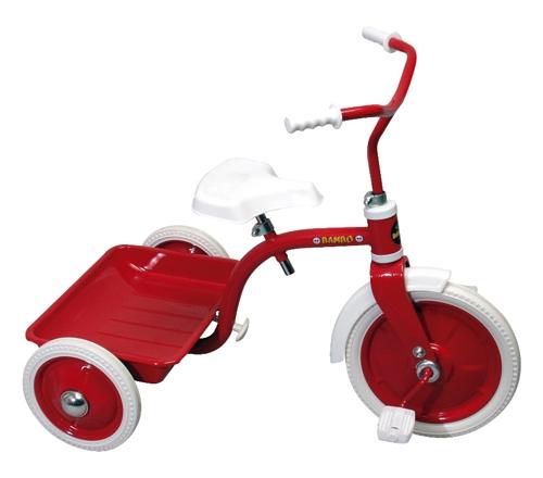 DBS Bambo Tippo rød