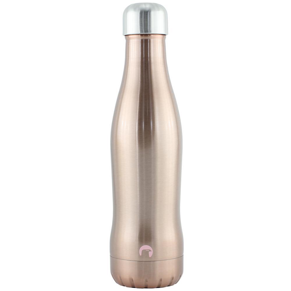 "Eagle Products  Termoflaske ""Curve"" - Rosa blank"