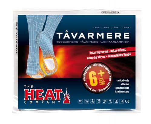 The Heat Company  Tåvarmer 5+ timer