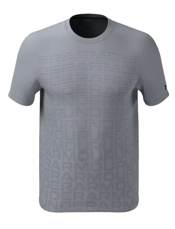 Under Armour  Ua Seamless Wordmark Ss