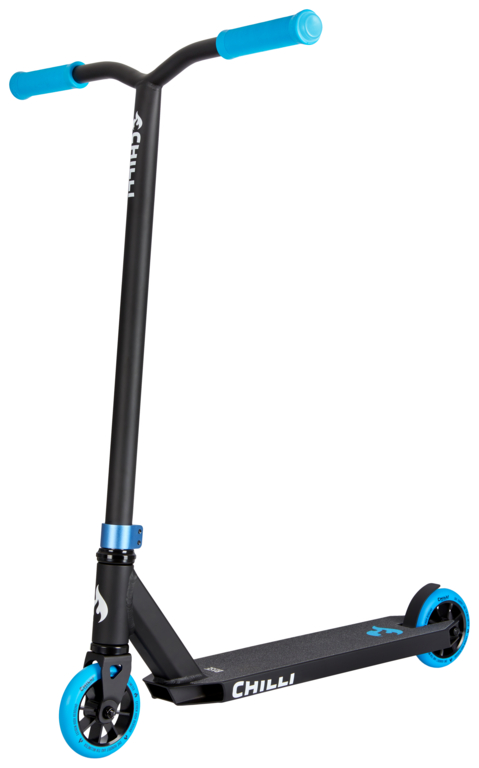Chilli Pro base Black/blue