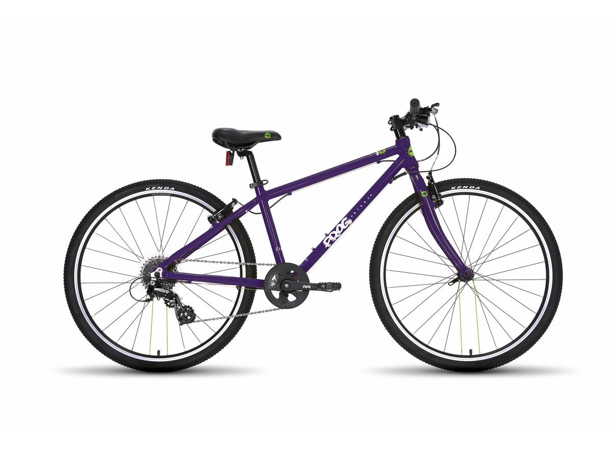 """Frog 69 26"""" Jr sykkel Purple"""