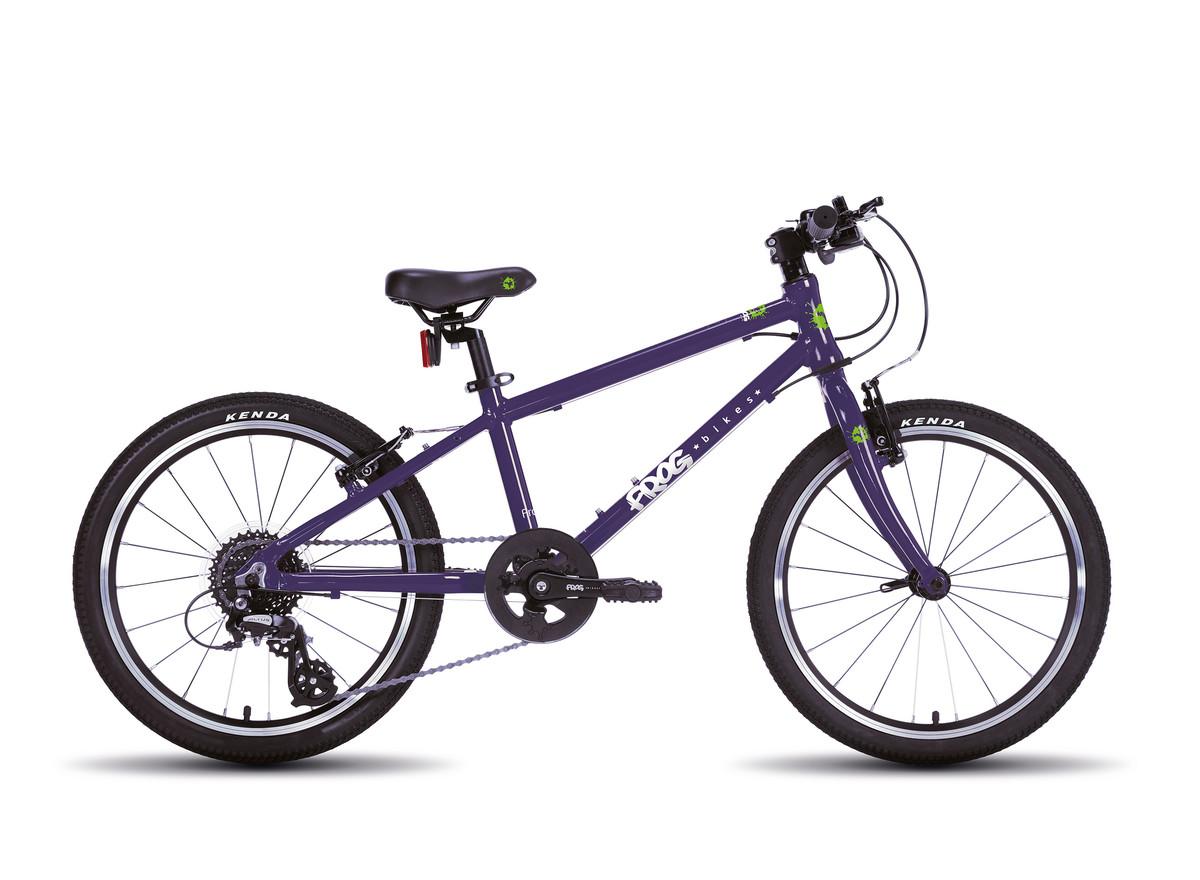 """Frog 55 20"""" Barnesykkel purple"""