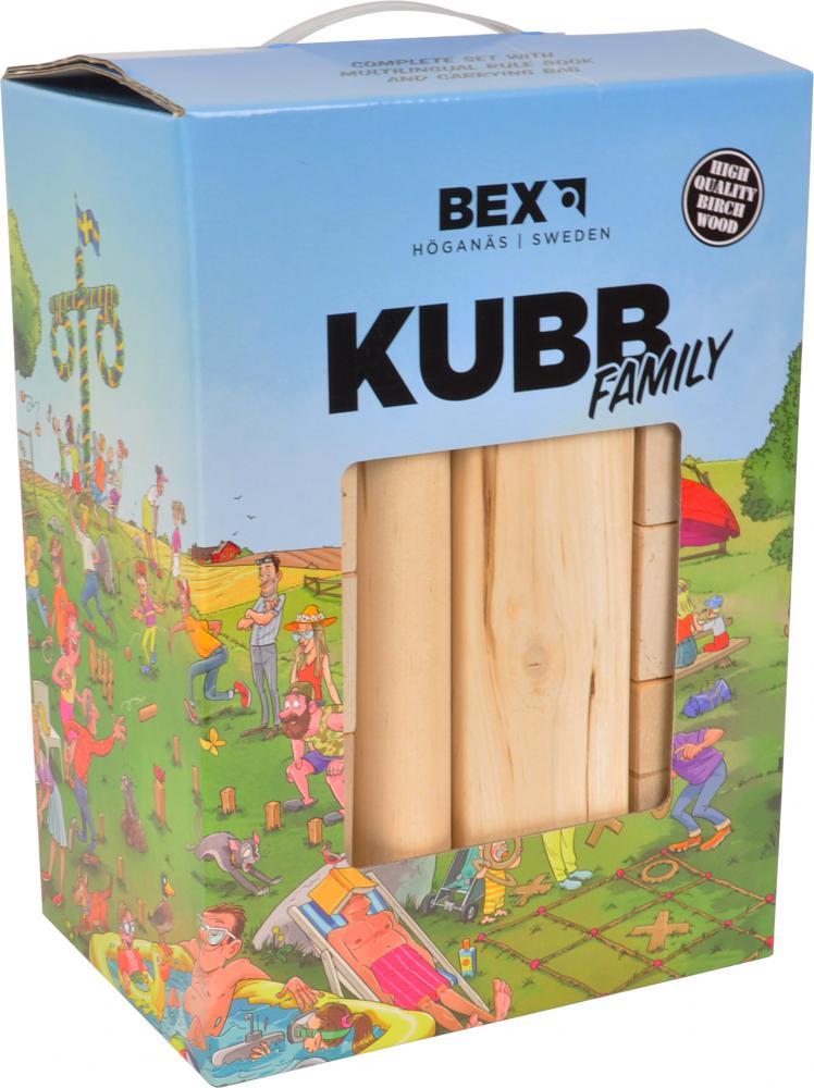 Bex  Kubbespill Kubb Family