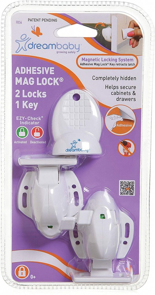 Dreambaby, Magnetisk lås