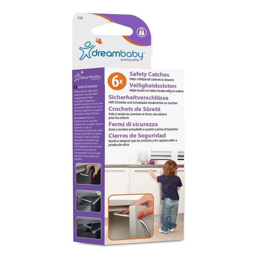Dreambaby, Skuffsikring standard