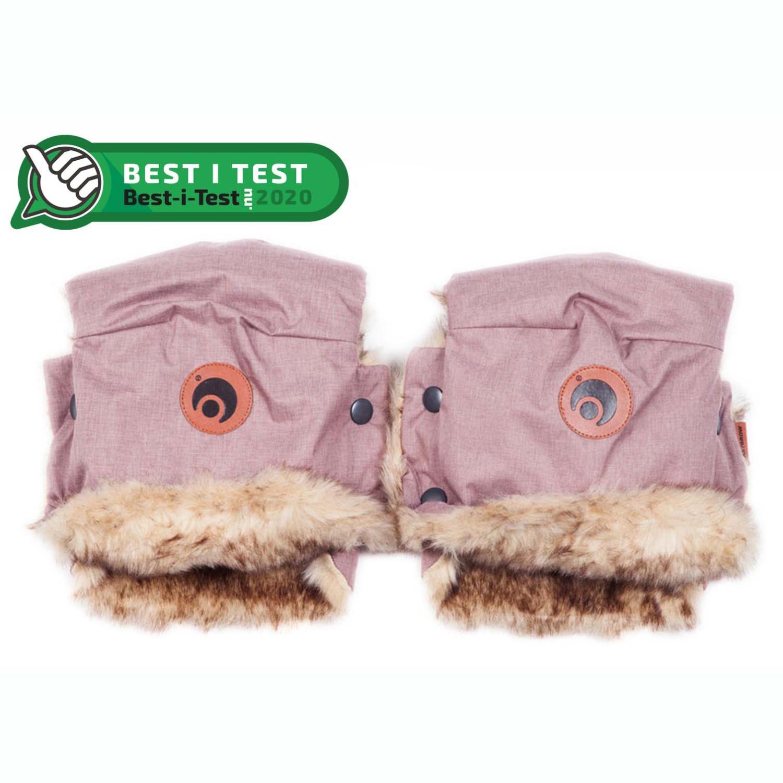 Easygrow Hand Muffs Pink Melange
