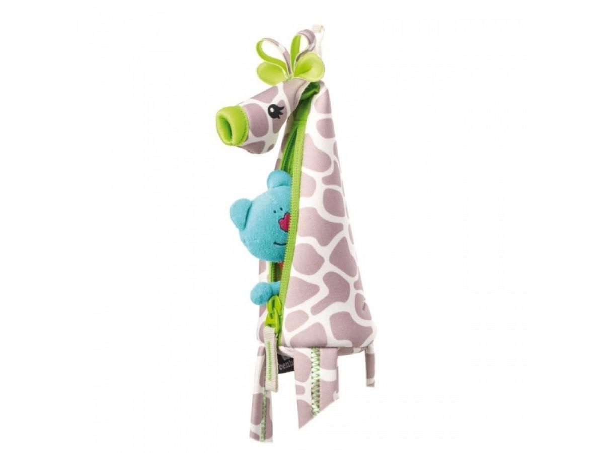 Benbat Giraffe til bil