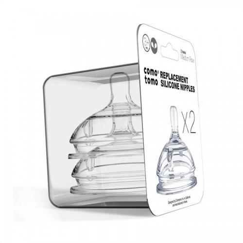 Comotomo Flaskesmokk for tykkere drikke