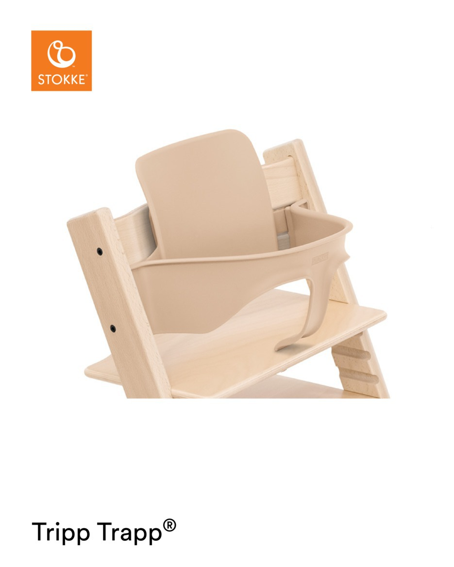 Stokke Tripp Trapp Baby Set, Natural