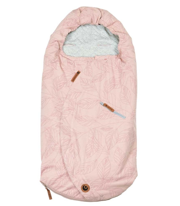 Easygrow LITE Leaf Foot Muff DUSTY PINK