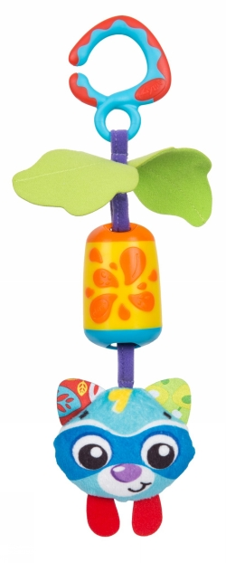 Playgro Cheeky Chime Rocky Racoon