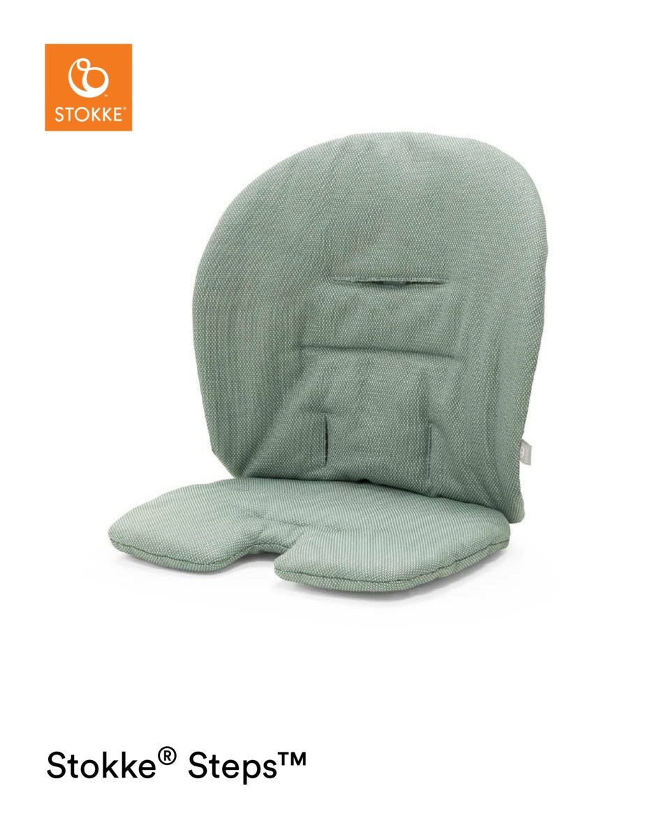 Stokke Steps Cushion Timeless Green