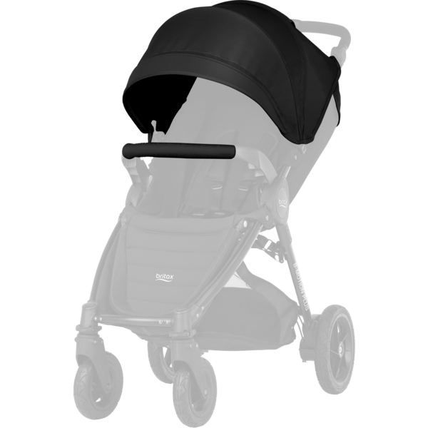 Britax B-MOTION 4 PLUS Kallesje COSMOS BLACK