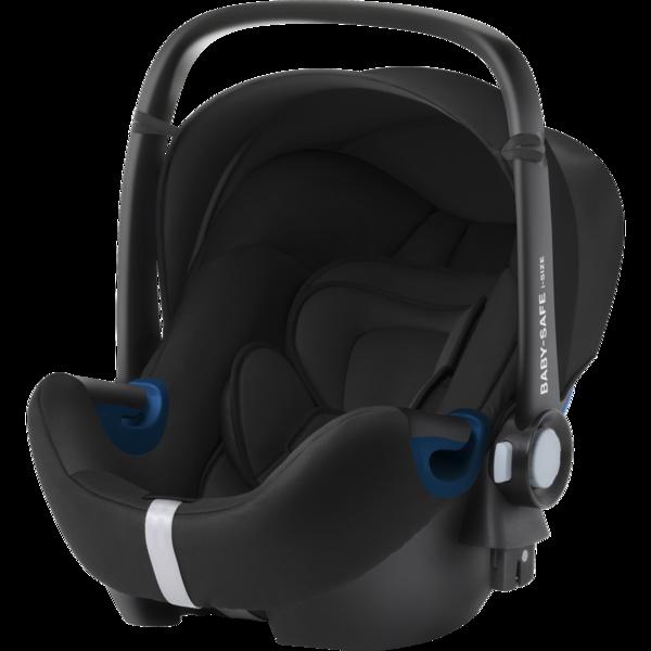 Britax Bilstol Baby-Safe Cosmos Black