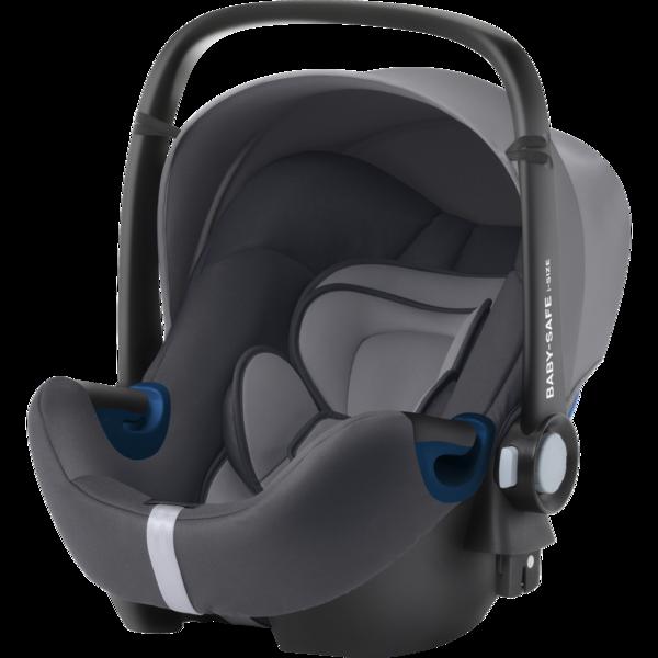 Britax Bilstol Baby-Safe Storm Grey