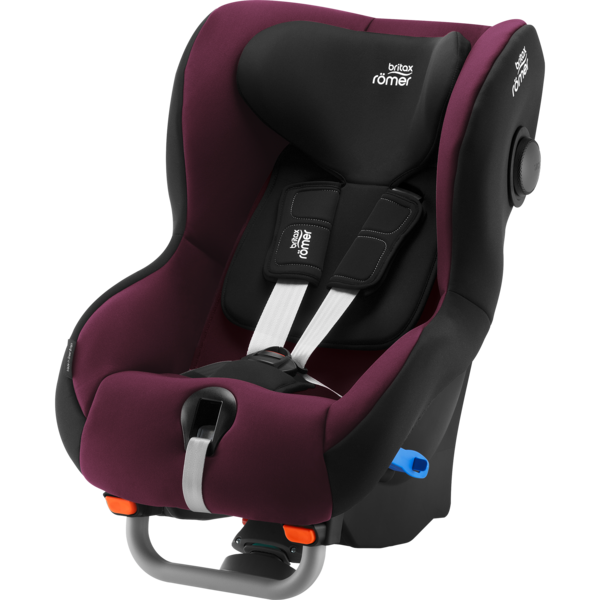 Britax Bilstol Max-Way plus Burgundy Red
