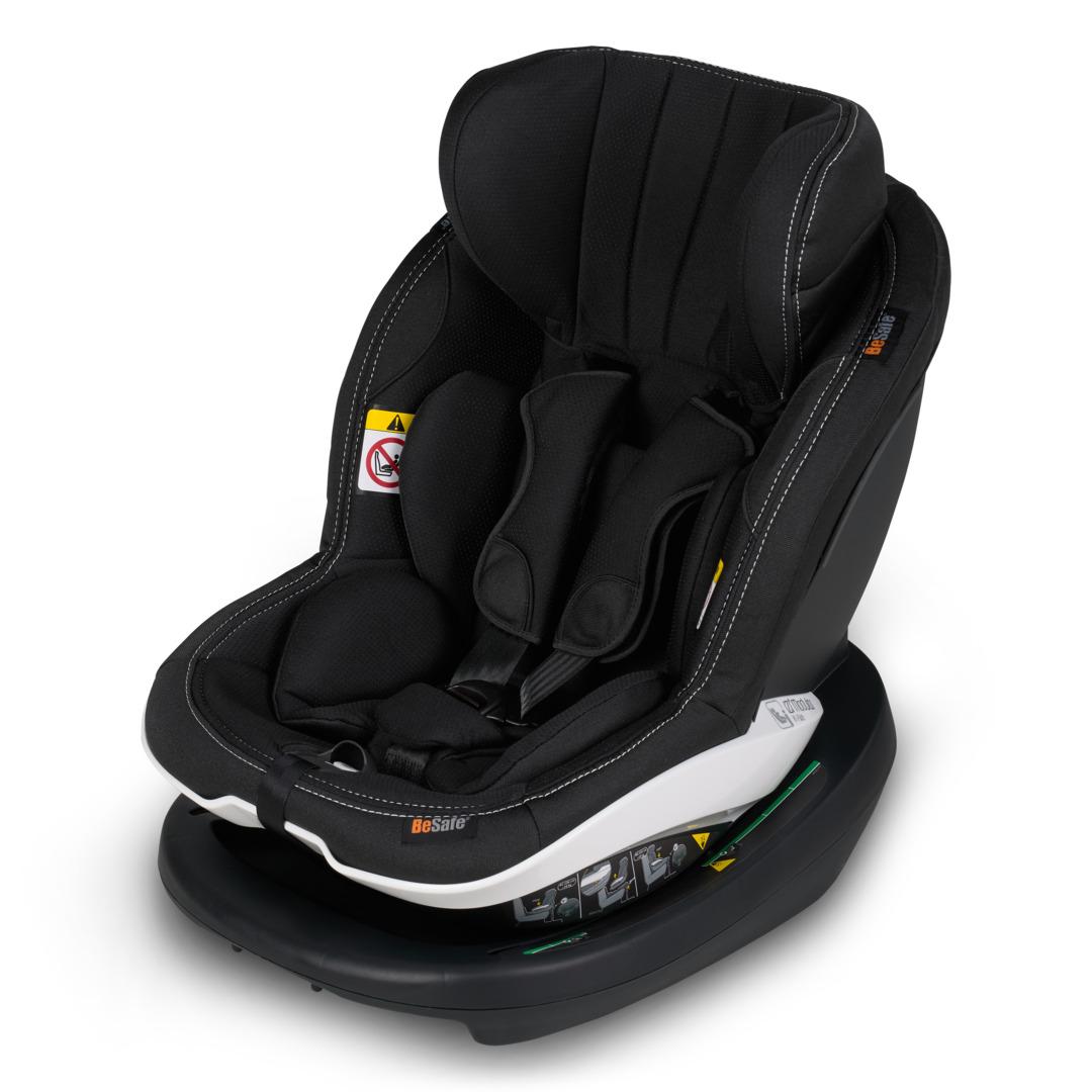 BeSafe iZi Modular i-Size X1 Premium Car Interior Black