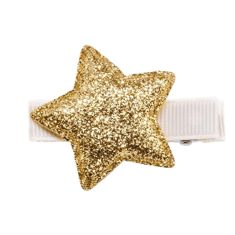 Den lille prikken over i'en Stjerne Medium Gull