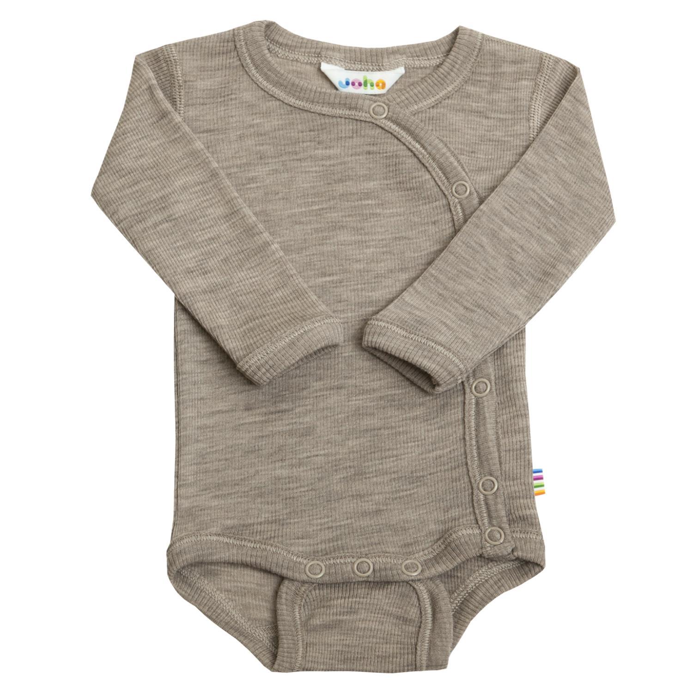 Joha Baby Wool/Silk Body m/omslag Beige