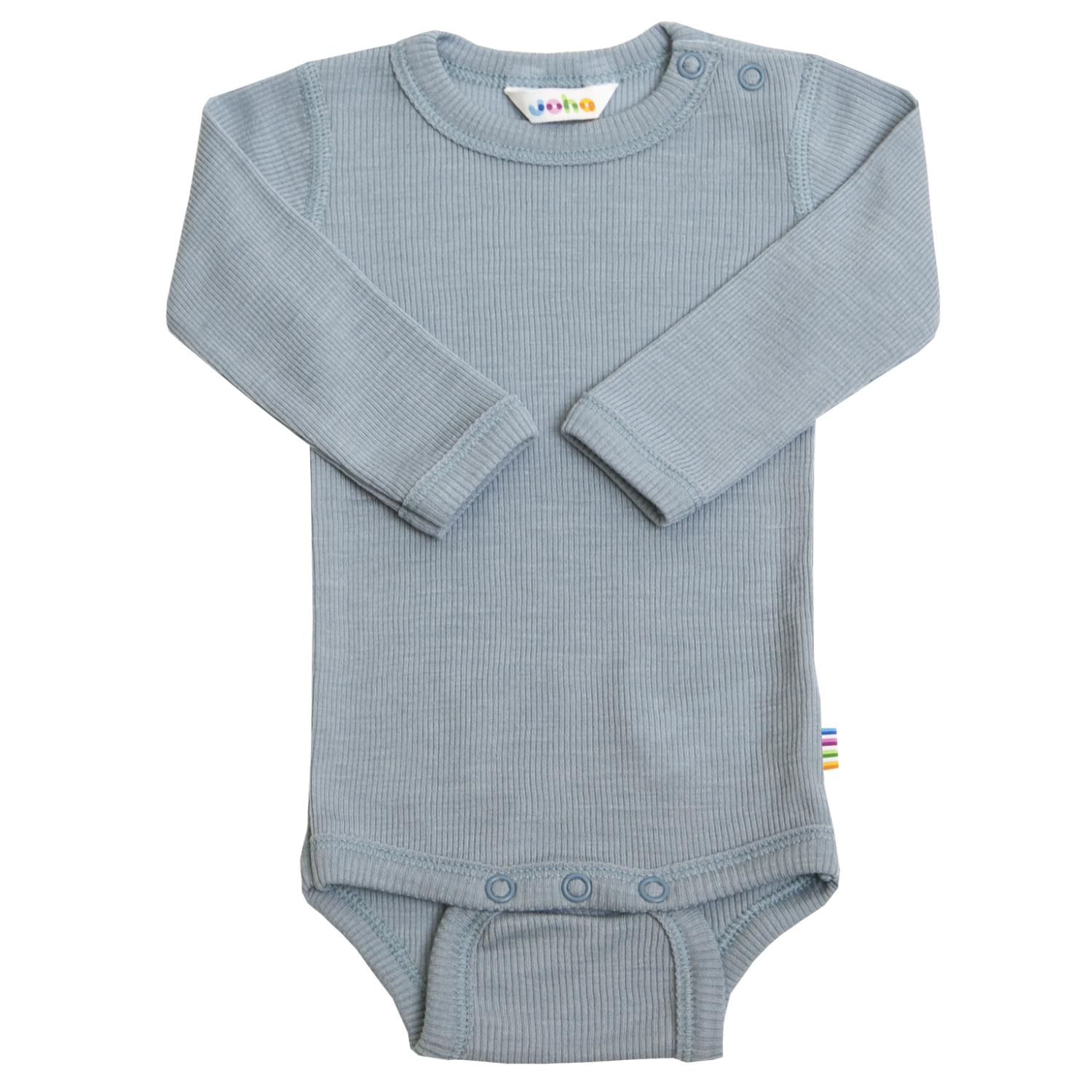 Joha Baby Wool/Silk Body Blå