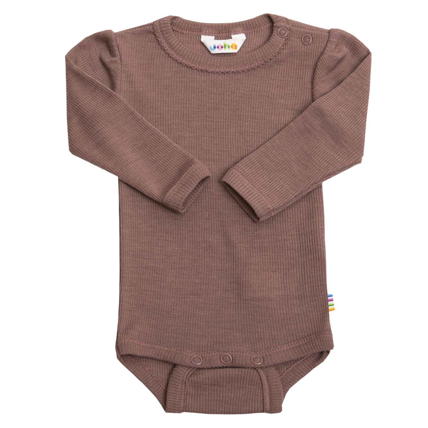 Joha Baby Wool/Silk Body Gammelrosa