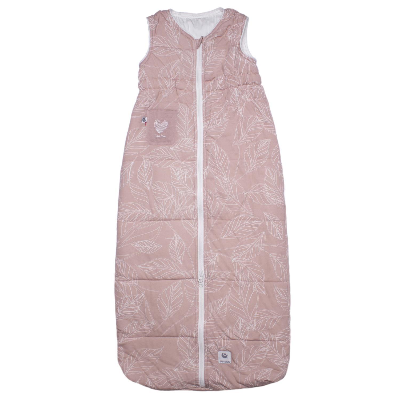 Easygrow Nattpose LEAF Pink 3-18 mnd