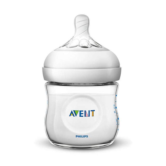 Avent Flaske 125 ml 1 pk
