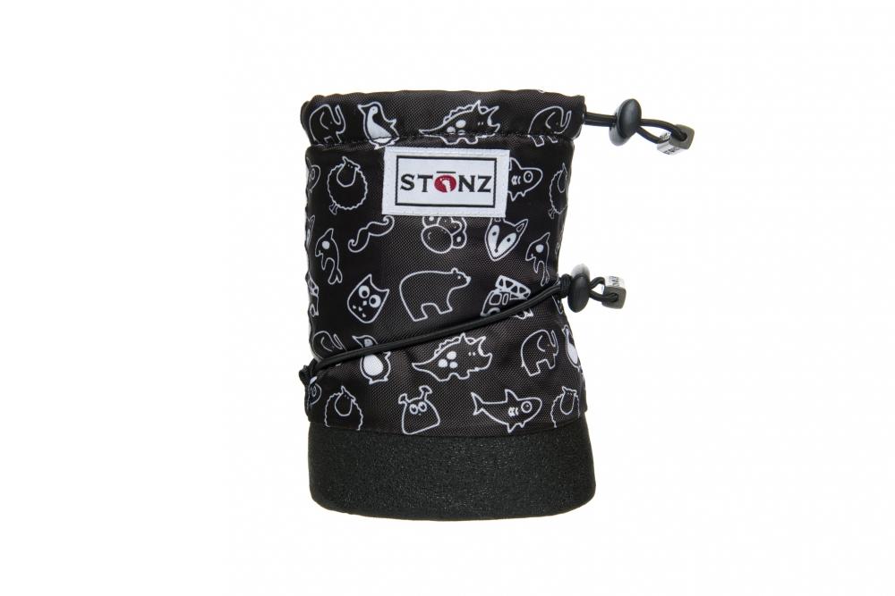 Stonz Booties Stonz Print S 0-9 mnd