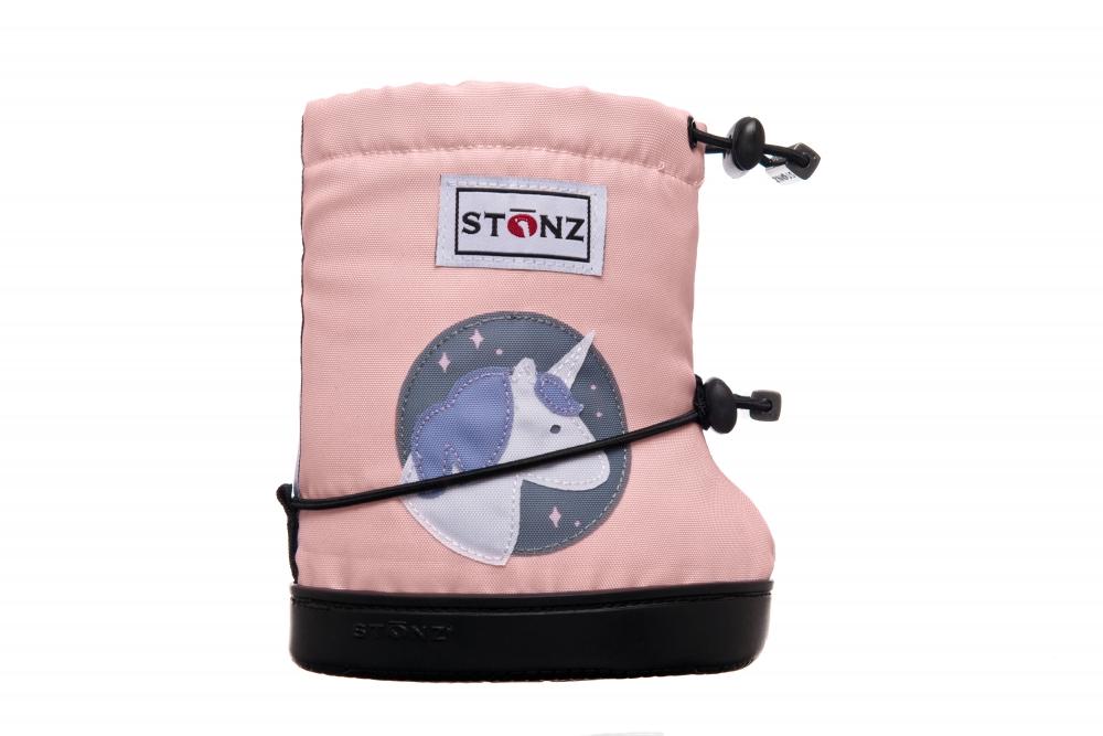Stonz Booties Unicorn Rosa M 6-18 mnd