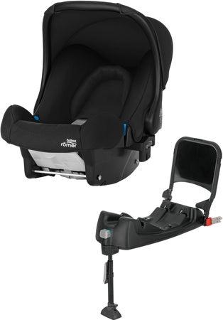 Britax Baby-Safe babybilstol inkl. Base, Cosmos Black