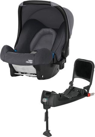 Britax Baby-Safe babybilstol inkl. Base, Storm Grey