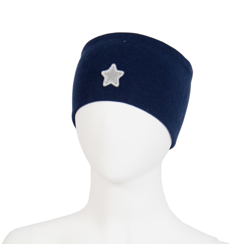 Kivat Pannebånd navy med stjerne, 7+år
