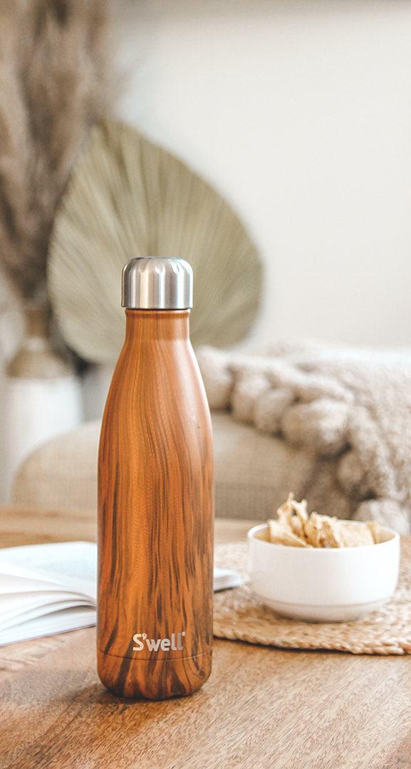 S´well Bottle Teakwood 500ml