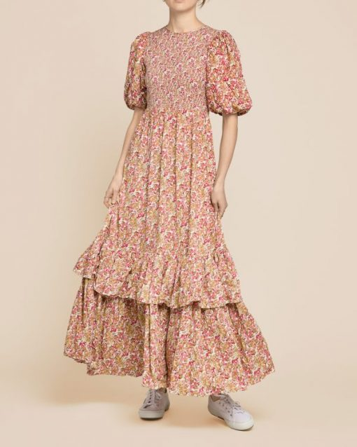 Smocking Gown