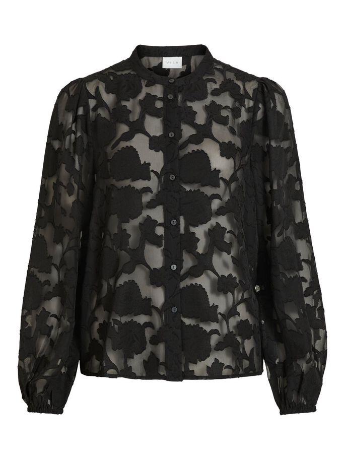 Viflowas L/S Shirt
